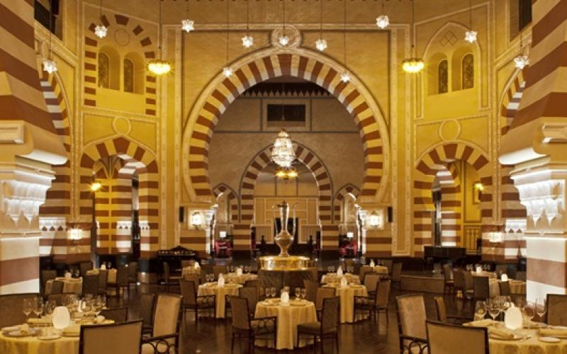 Sofitel Legend Old Cataract Aswan- Restaurant -