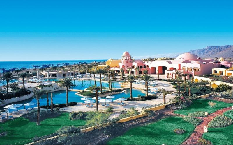 Sofitel Taba Heights Hotel -Pool -