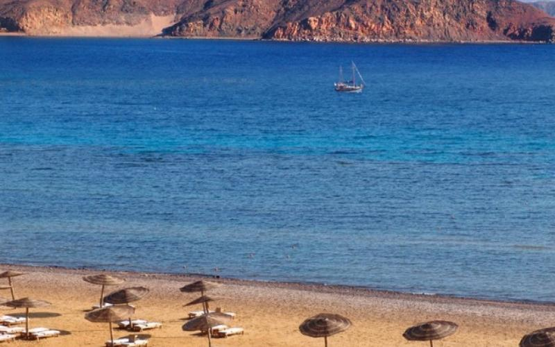 Sofitel Taba Heights Hotel -Beach -