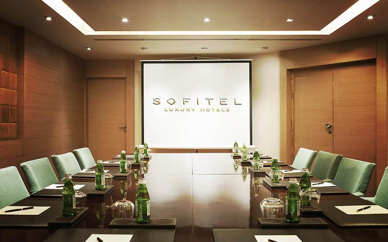 Sofitel Nile Nile Hotel Cairo - Meeting Room -