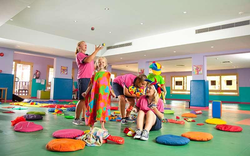 Coral Sea Holiday Resort Sharm Elshiekh  Kids Area