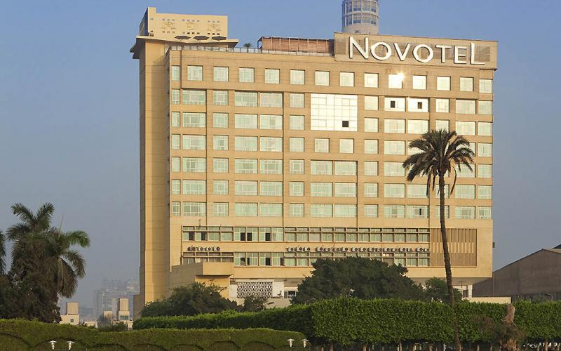 Novotel Cairo Tower Hotel -Over View -