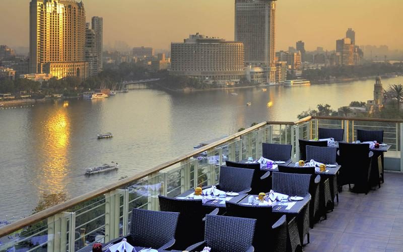 Novotel Cairo Tower Hotel -Great Nile -