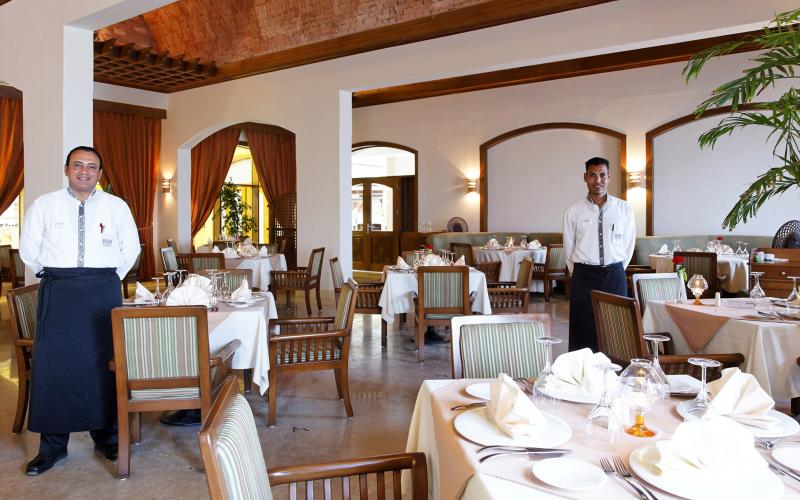 Three Corners Fayrouz Plaza Beach Resort Restaurant
