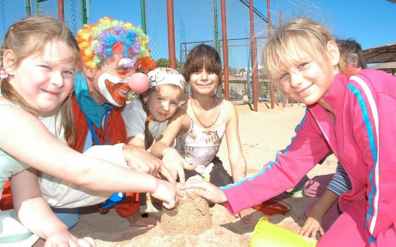 Sierra Sharm El Sheikh Kids Club