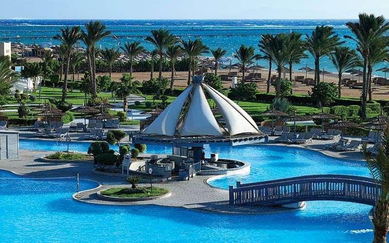 Coral Sea Waterworld Resort Sharm Elshiekh Pool