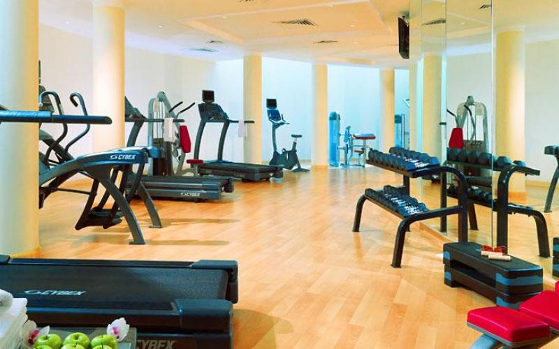 Fairmont Towers Heliopolis Hotel -Gym-