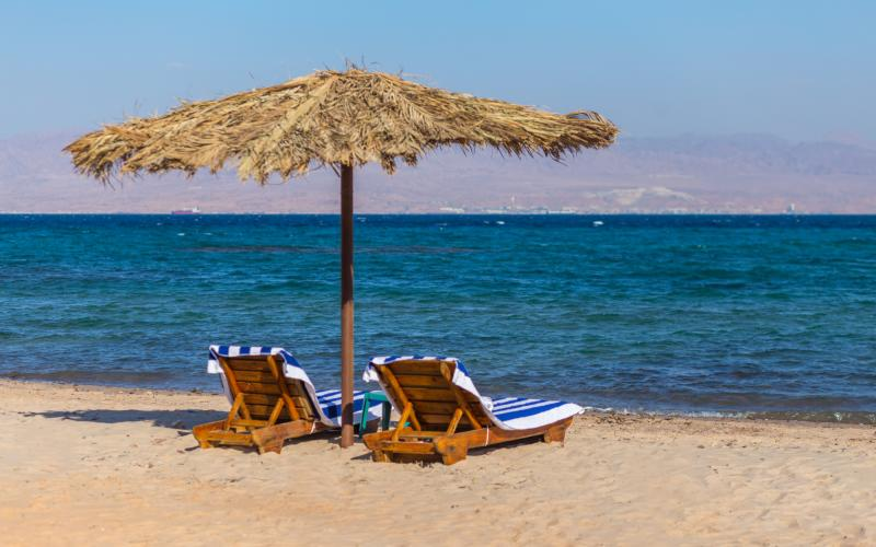 El Wekala Golf Resort Taba Hieghts Beach