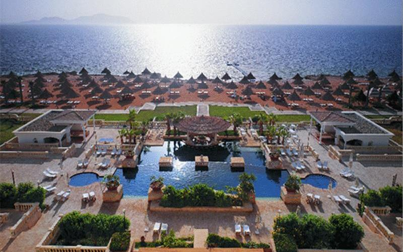 Sheraton Sharm Hotel, Resort, Villas & Spa- over view -