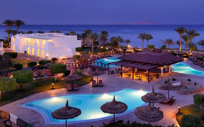 Renaissance Sharm El Sheikh Golden View Beach Resort Over View