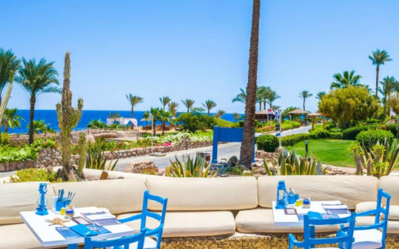 Renaissance Sharm El Sheikh Golden View Beach Resort Terrace