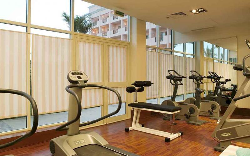 Novotel Cairo 6th of October -Gym -