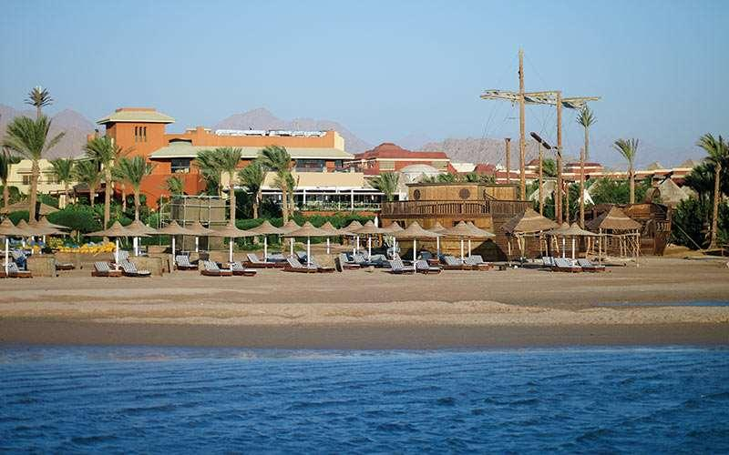 Coral Sea Holiday Resort Sharm Elshiekh Beach