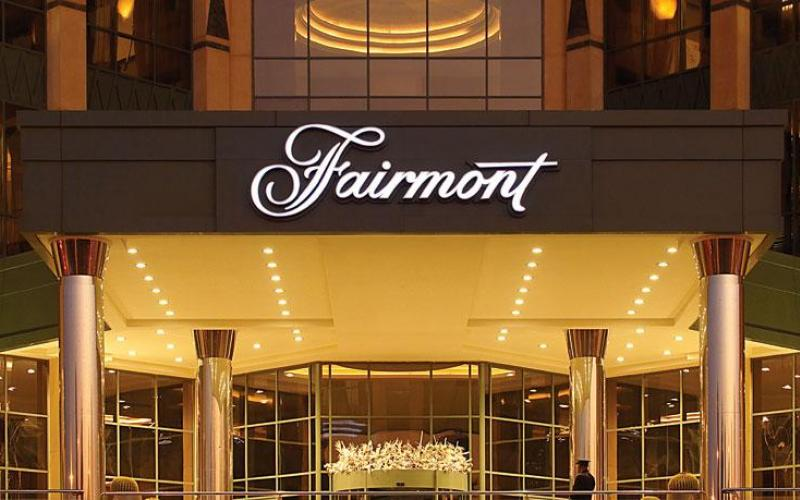 Fairmont Nile City Hotel Cairo - Over View -