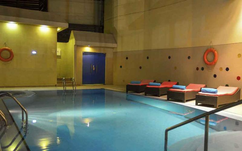 Novotel Cairo Tower Hotel -Pool -