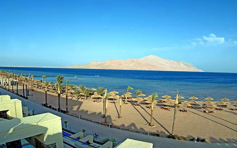 Coral Sea Sensatori Resort Sharm Elshiekh  Beach