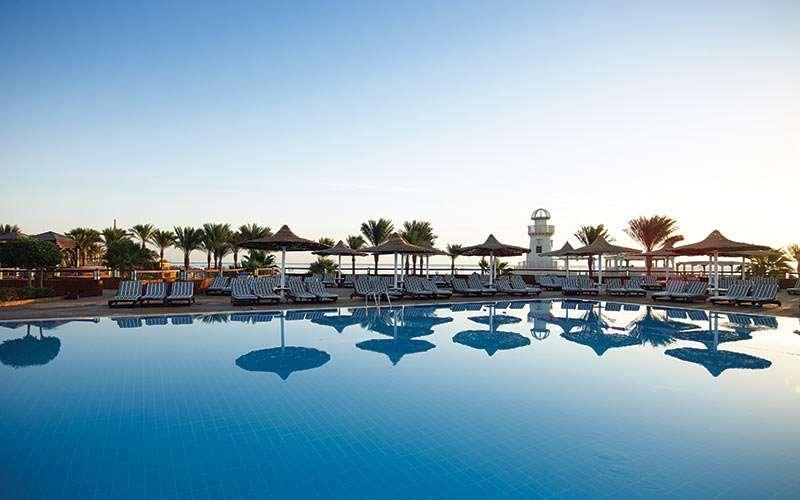 Coral Sea Holiday Resort Sharm Elshiekh  Pool