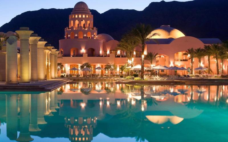 Sofitel Taba Heights Hotel - Spectacular View -